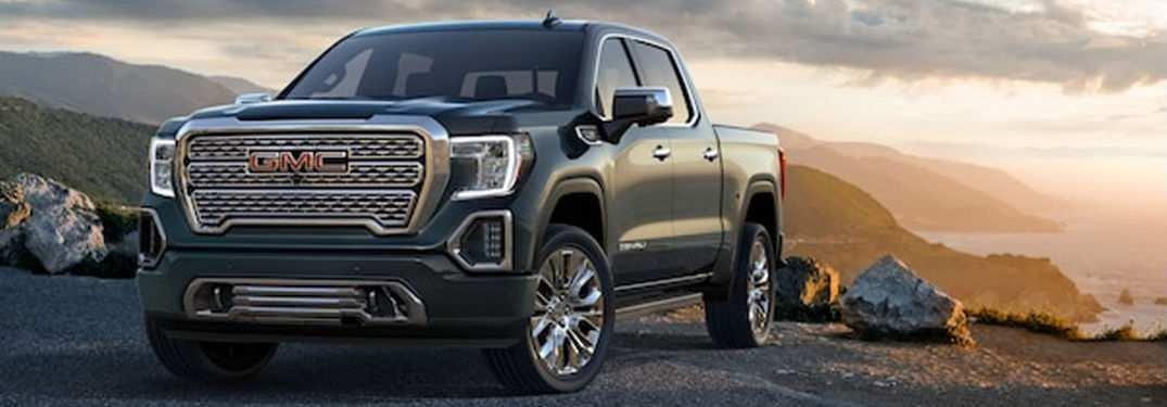 51 Best Review 2019 Gmc 1500 Specs Redesign by 2019 Gmc 1500 Specs