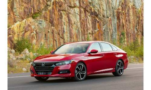 51 Best Review 2019 Honda Accord Phev New Concept by 2019 Honda Accord Phev