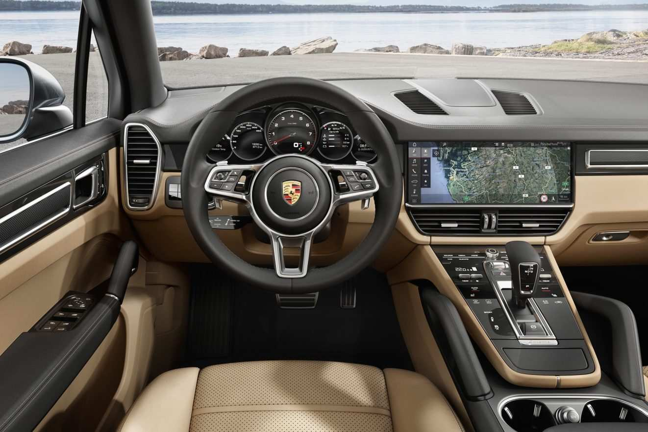 51 Best Review 2019 Porsche Macan Interior Photos by 2019 Porsche Macan Interior