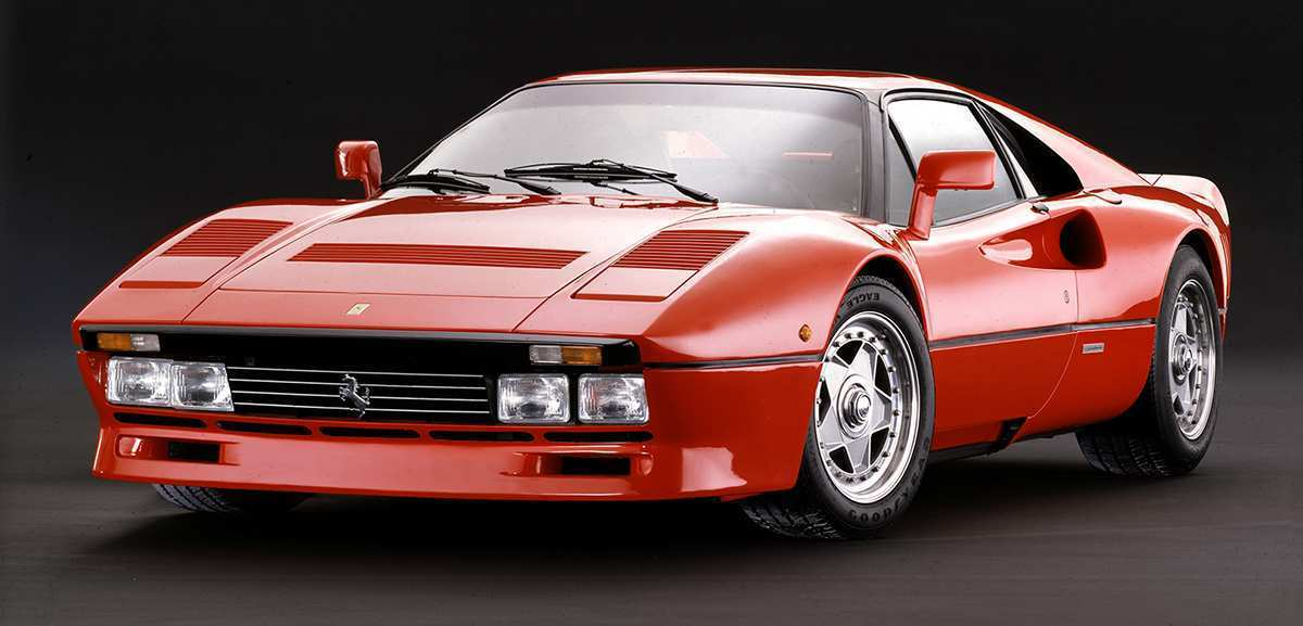 51 Best Review 2020 Ferrari 288 Gto Redesign and Concept by 2020 Ferrari 288 Gto