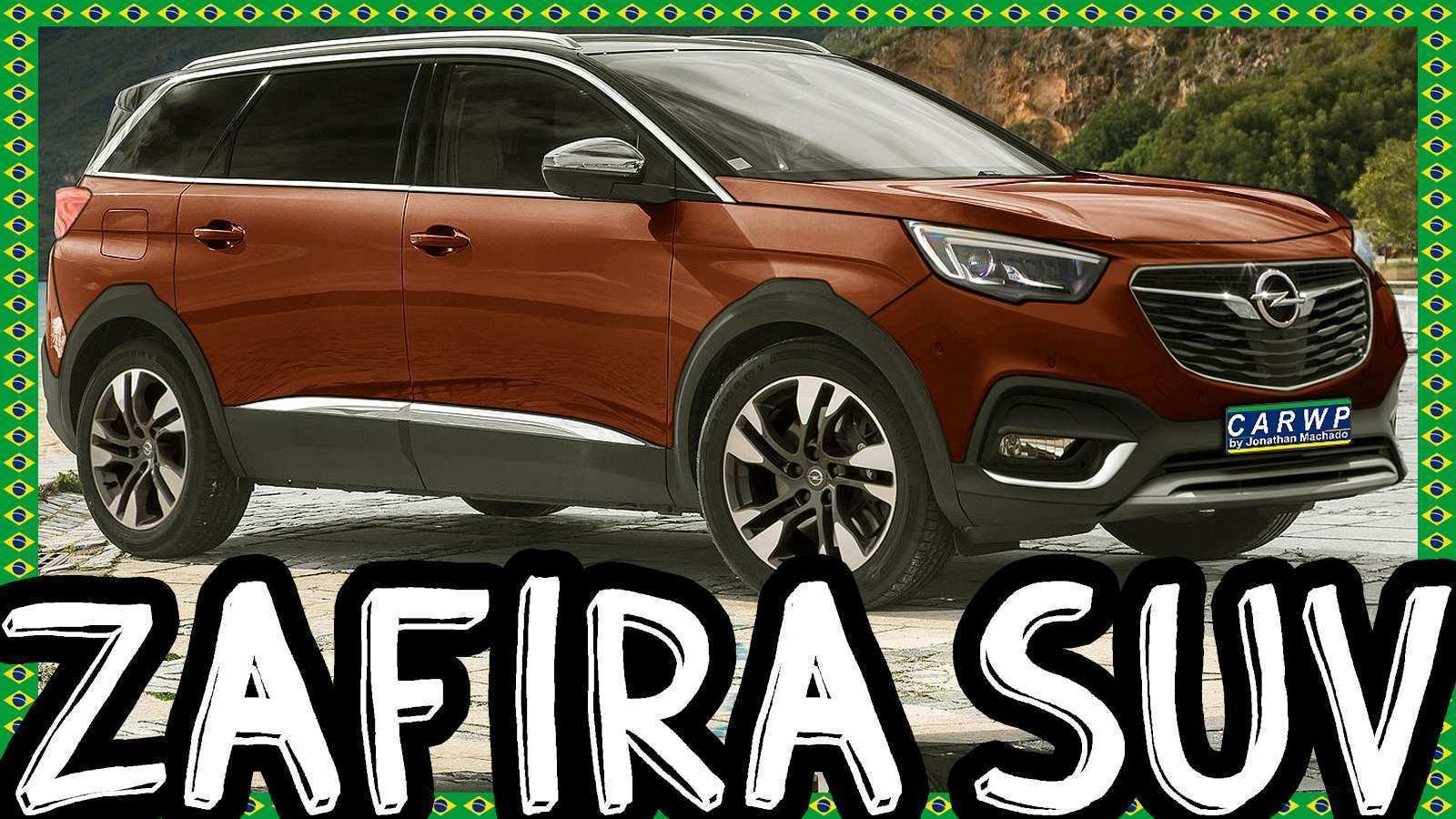 51 Best Review Opel Zafira 2020 Style with Opel Zafira 2020