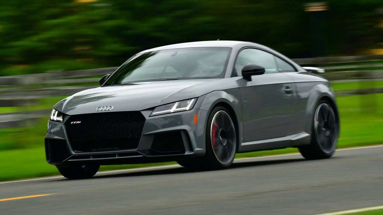 51 Concept of 2019 Audi Tt Rs Configurations for 2019 Audi Tt Rs