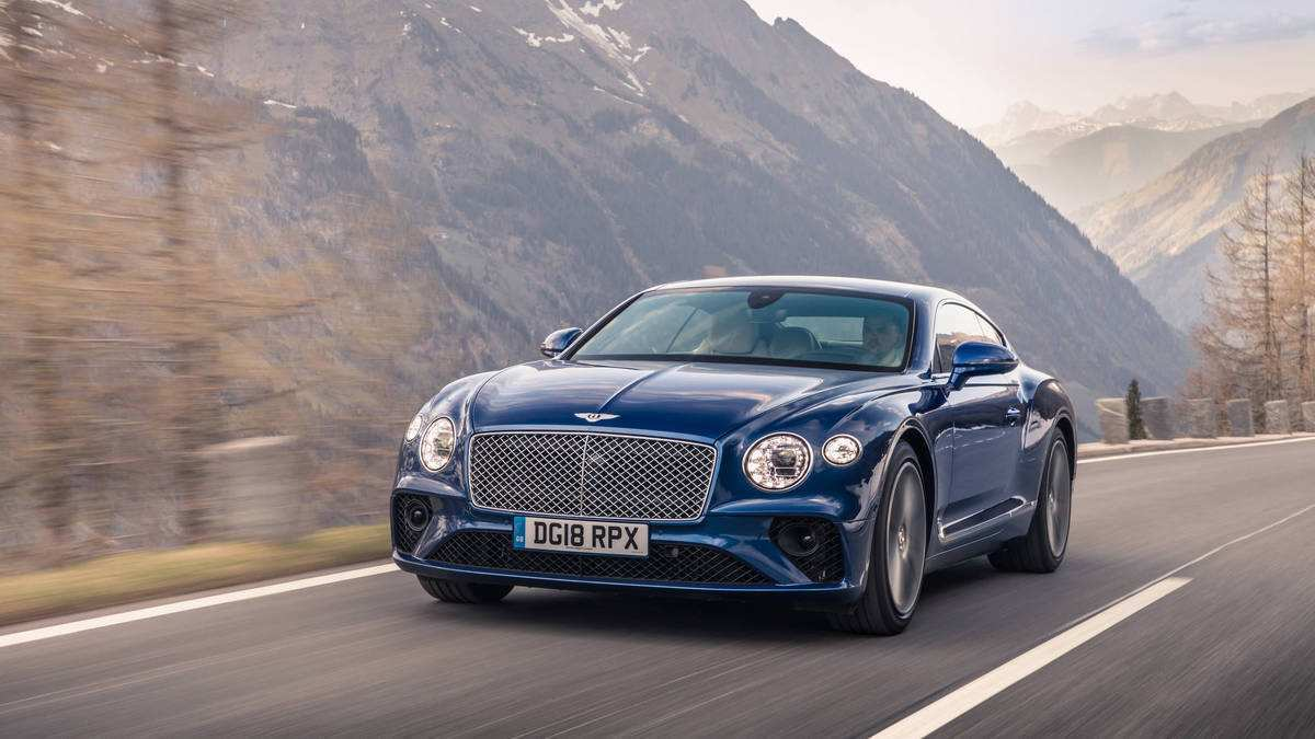 51 Concept of 2019 Bentley Continental Gt Weight Style for 2019 Bentley Continental Gt Weight