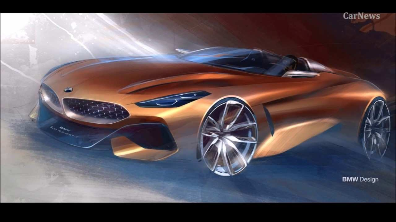 51 Concept of 2019 Bmw Z4 Concept Redesign and Concept for 2019 Bmw Z4 Concept