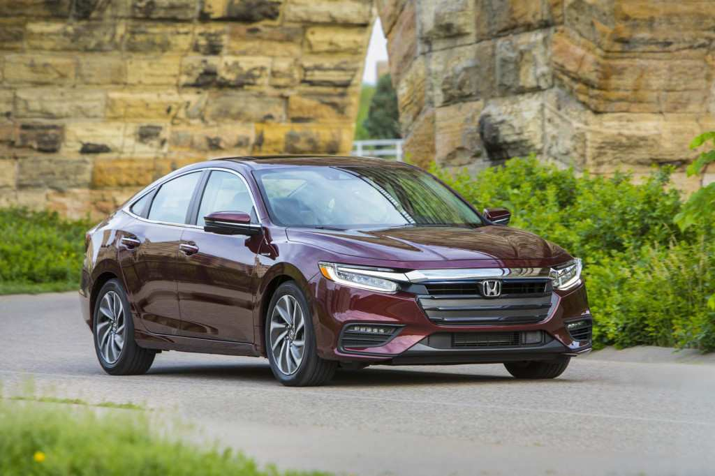 51 Concept of 2019 Honda Insight Release with 2019 Honda Insight