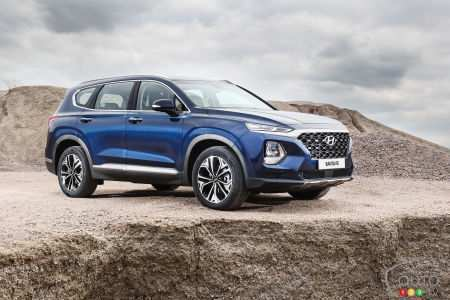 51 Concept of 2019 Hyundai Santa Fe Launch Overview for 2019 Hyundai Santa Fe Launch