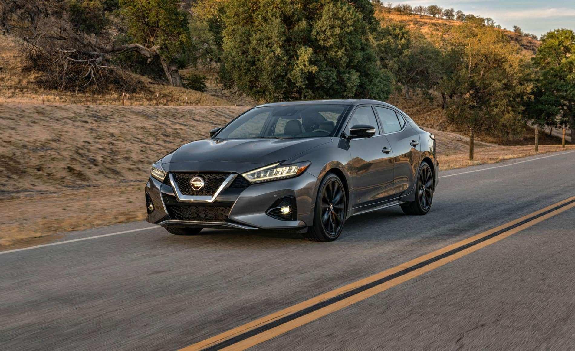 51 Concept of 2019 Nissan Maxima Specs for 2019 Nissan Maxima