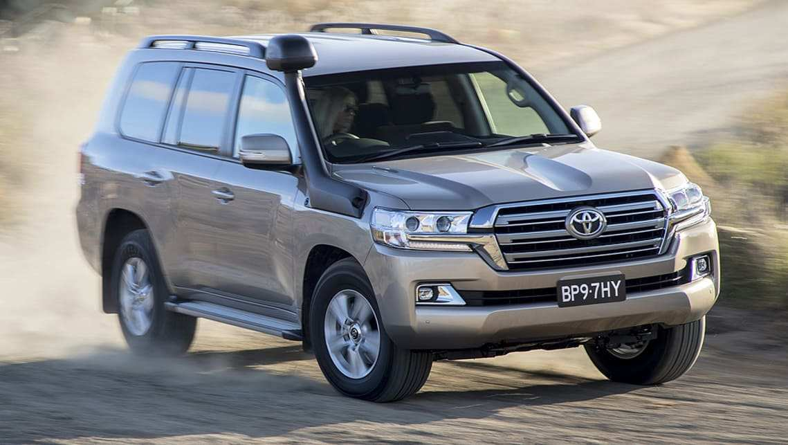 51 Concept of 2019 Toyota Land Cruiser 200 Review for 2019 Toyota Land Cruiser 200