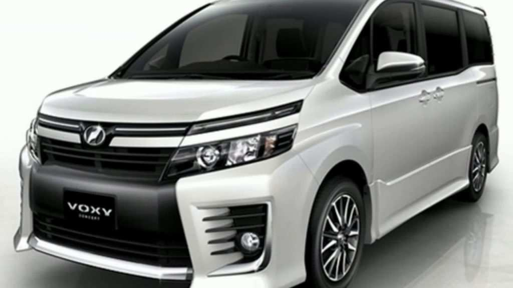 51 Concept of 2019 Toyota Noah Wallpaper for 2019 Toyota Noah
