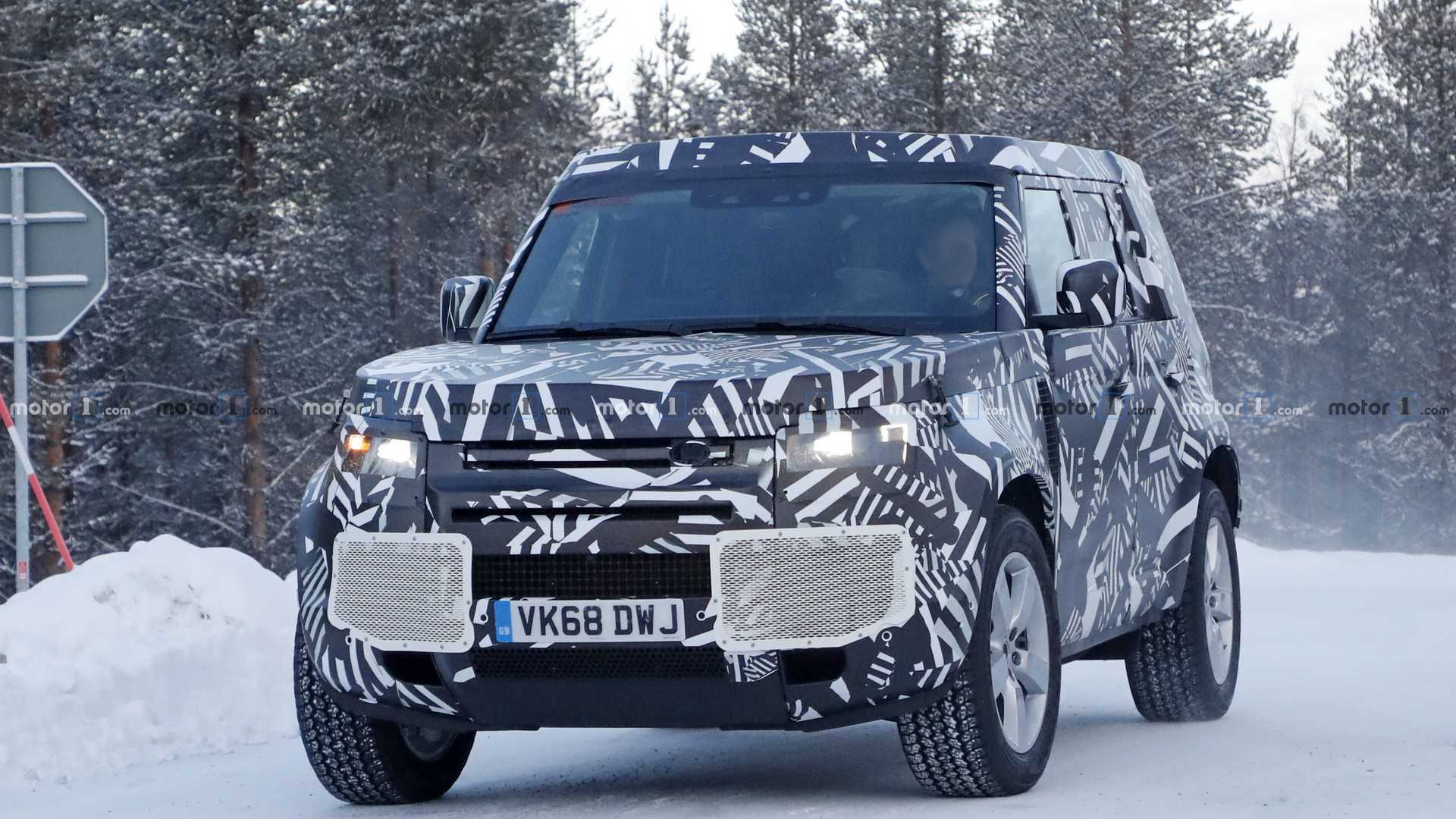 51 Concept of 2020 Land Rover Redesign by 2020 Land Rover