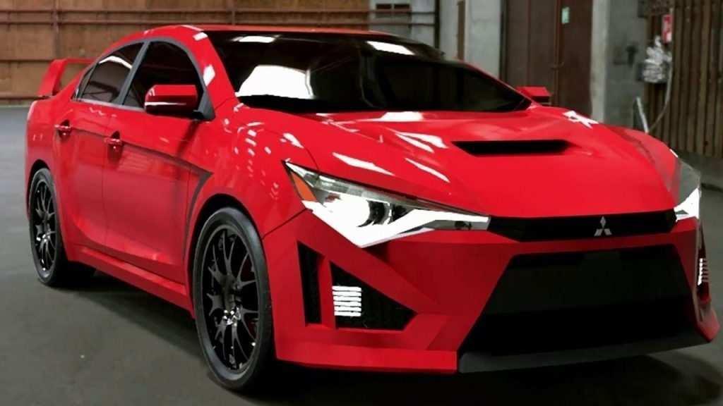 51 Concept of 2020 Mitsubishi Evolution First Drive by 2020 Mitsubishi Evolution