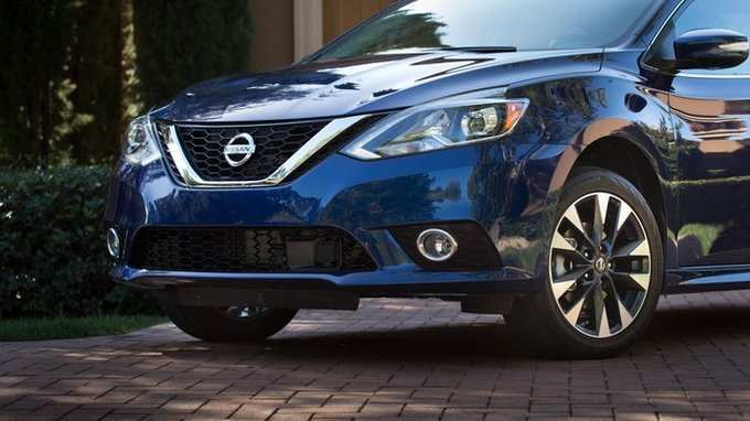 51 Concept of 2020 Nissan Sentra Wallpaper with 2020 Nissan Sentra