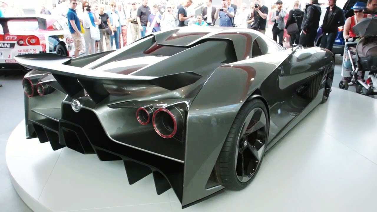51 Concept of Nissan 2020 Vision Gt Photos by Nissan 2020 Vision Gt