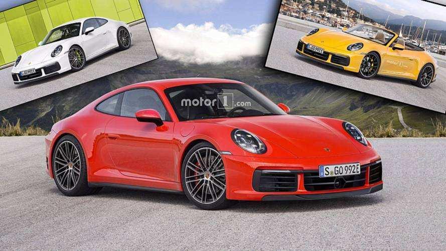 51 Concept of Porsche Targa 2020 Reviews for Porsche Targa 2020