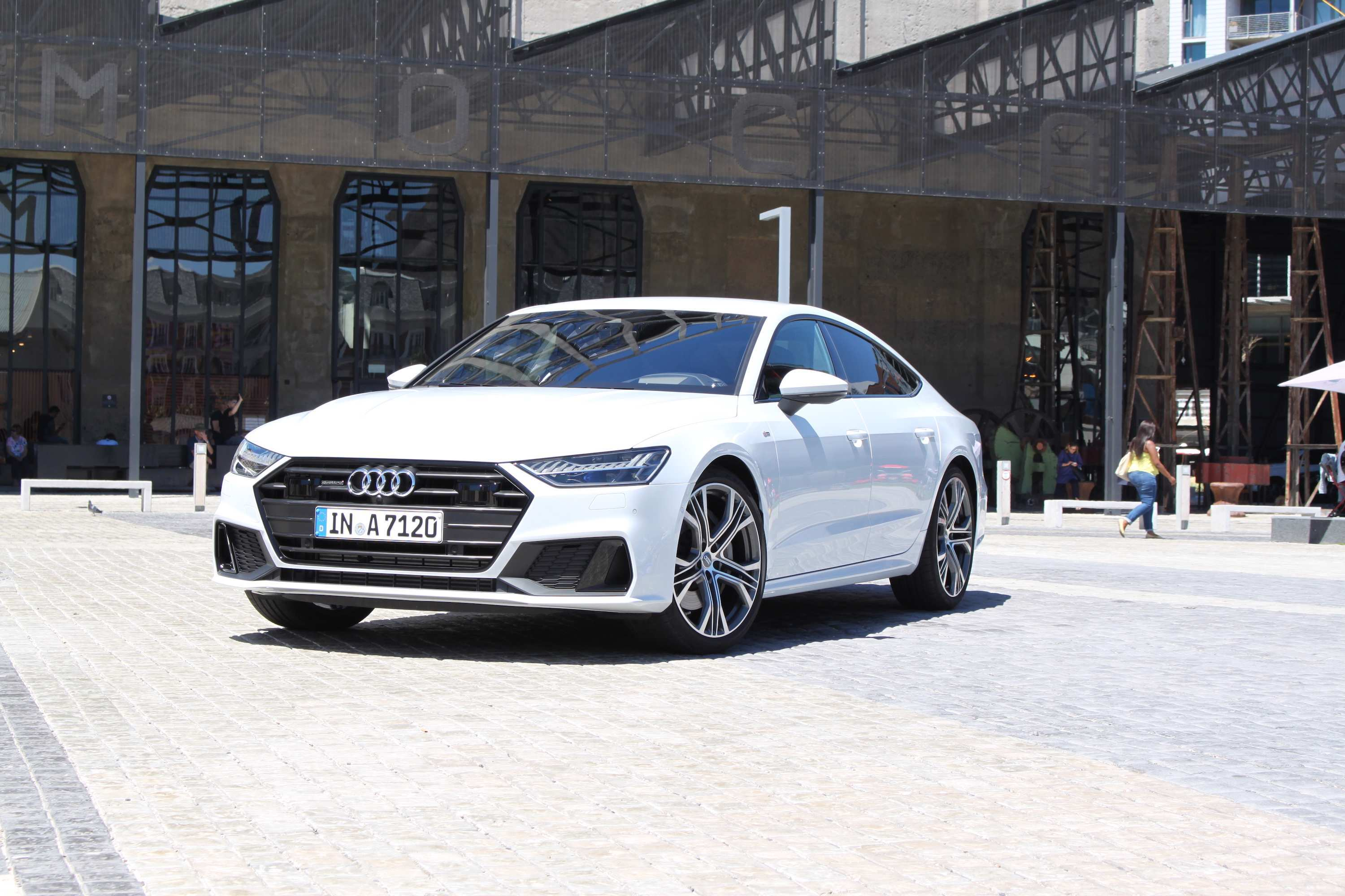 51 Gallery of 2019 Audi A7 Debut Wallpaper with 2019 Audi A7 Debut