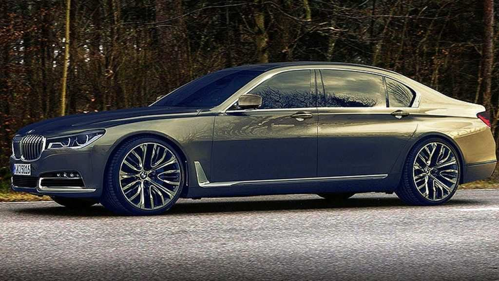 51 Gallery of 2019 Bmw 7 Series Lci Release with 2019 Bmw 7 Series Lci