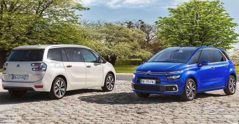 51 Gallery of 2019 Citroen C4 Picasso Overview with 2019 Citroen C4 Picasso