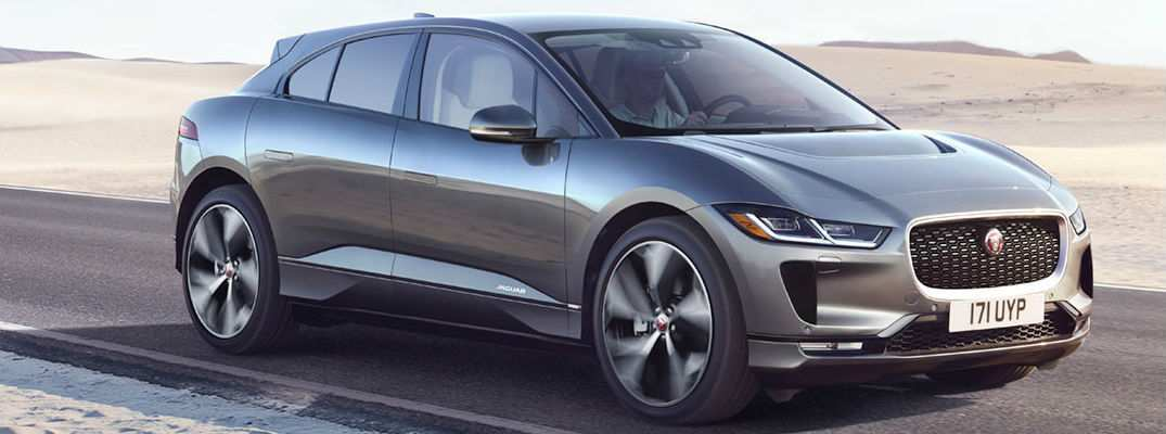 51 Gallery of 2019 Jaguar I Pace First Drive with 2019 Jaguar I Pace