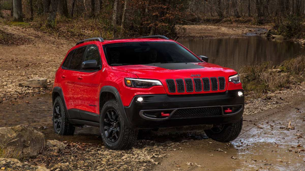 51 Gallery of 2019 Jeep Compass Review Wallpaper with 2019 Jeep Compass Review