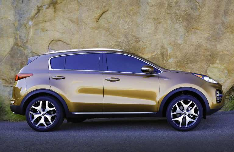 51 Gallery of 2019 Kia Sportage Redesign Redesign and Concept for 2019 Kia Sportage Redesign