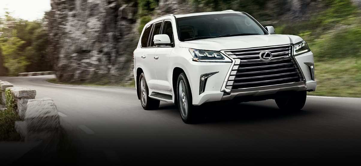 51 Gallery of 2019 Lexus Lx Release with 2019 Lexus Lx