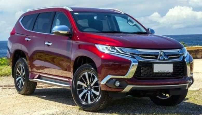 51 Gallery of 2019 Mitsubishi Shogun Images for 2019 Mitsubishi Shogun