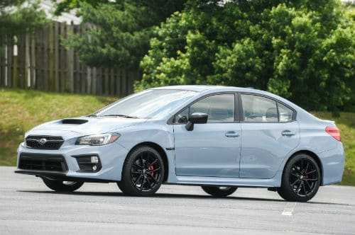 51 Gallery of 2019 Subaru Wrx Hatchback Rumors for 2019 Subaru Wrx Hatchback