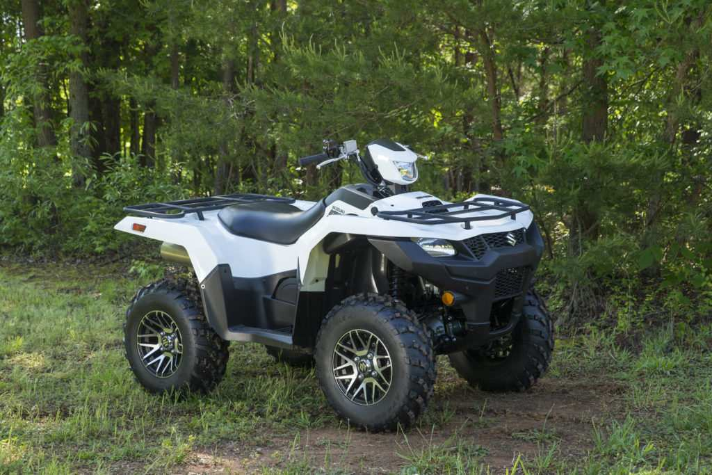 51 Gallery of 2019 Suzuki 750 King Quad Exterior and Interior with 2019 Suzuki 750 King Quad