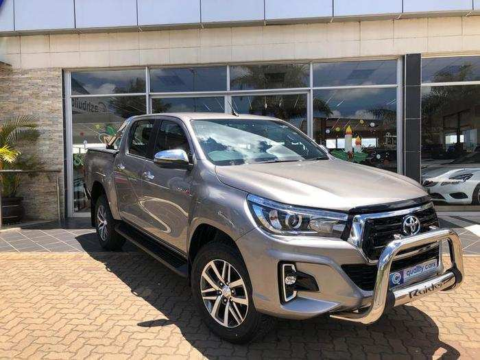 51 Gallery of 2019 Toyota Bakkie Pricing by 2019 Toyota Bakkie