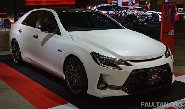 51 Gallery of 2019 Toyota Mark X Specs and Review by 2019 Toyota Mark X