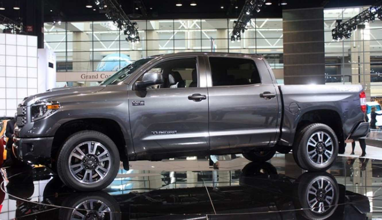 51 Gallery of 2019 Toyota Tundra Concept New Concept for 2019 Toyota Tundra Concept