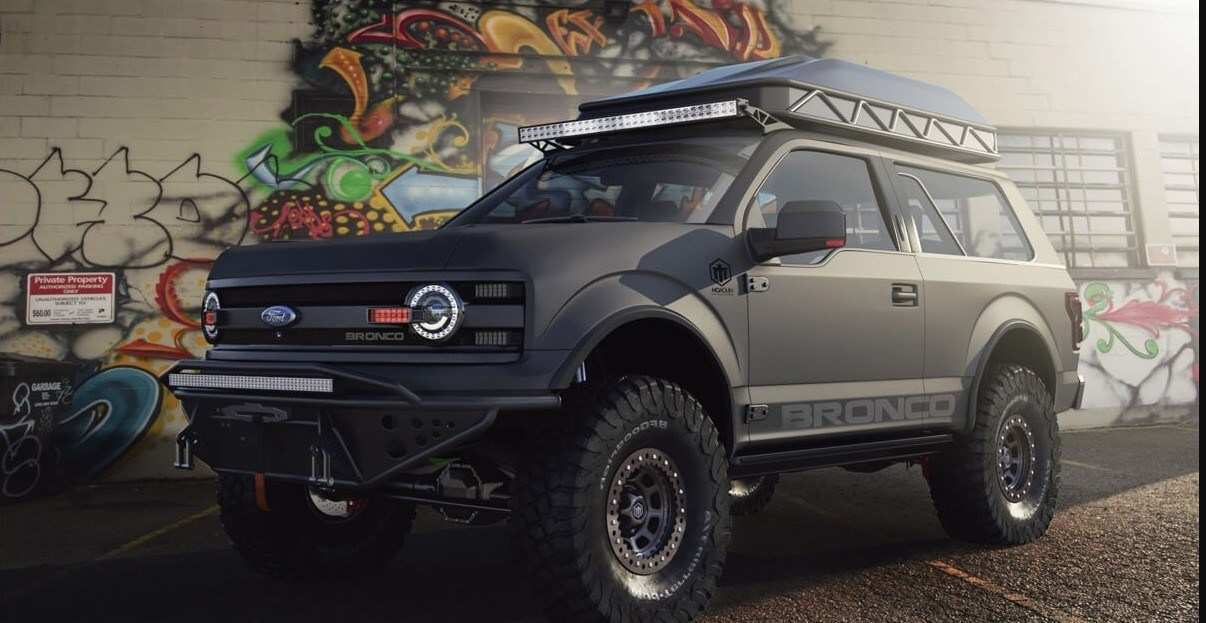 51 Gallery of New 2020 Ford Bronco Specs Release Date for New 2020 Ford Bronco Specs