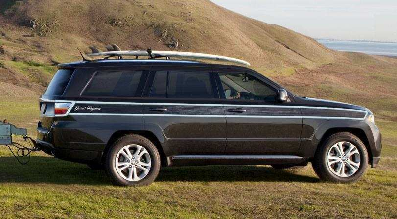 51 Gallery of The 2019 Jeep Grand Wagoneer Specs by The 2019 Jeep Grand Wagoneer