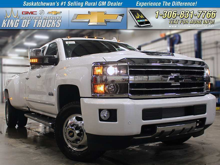 51 Great 2019 Chevrolet 3500 High Country Specs for 2019 Chevrolet 3500 High Country