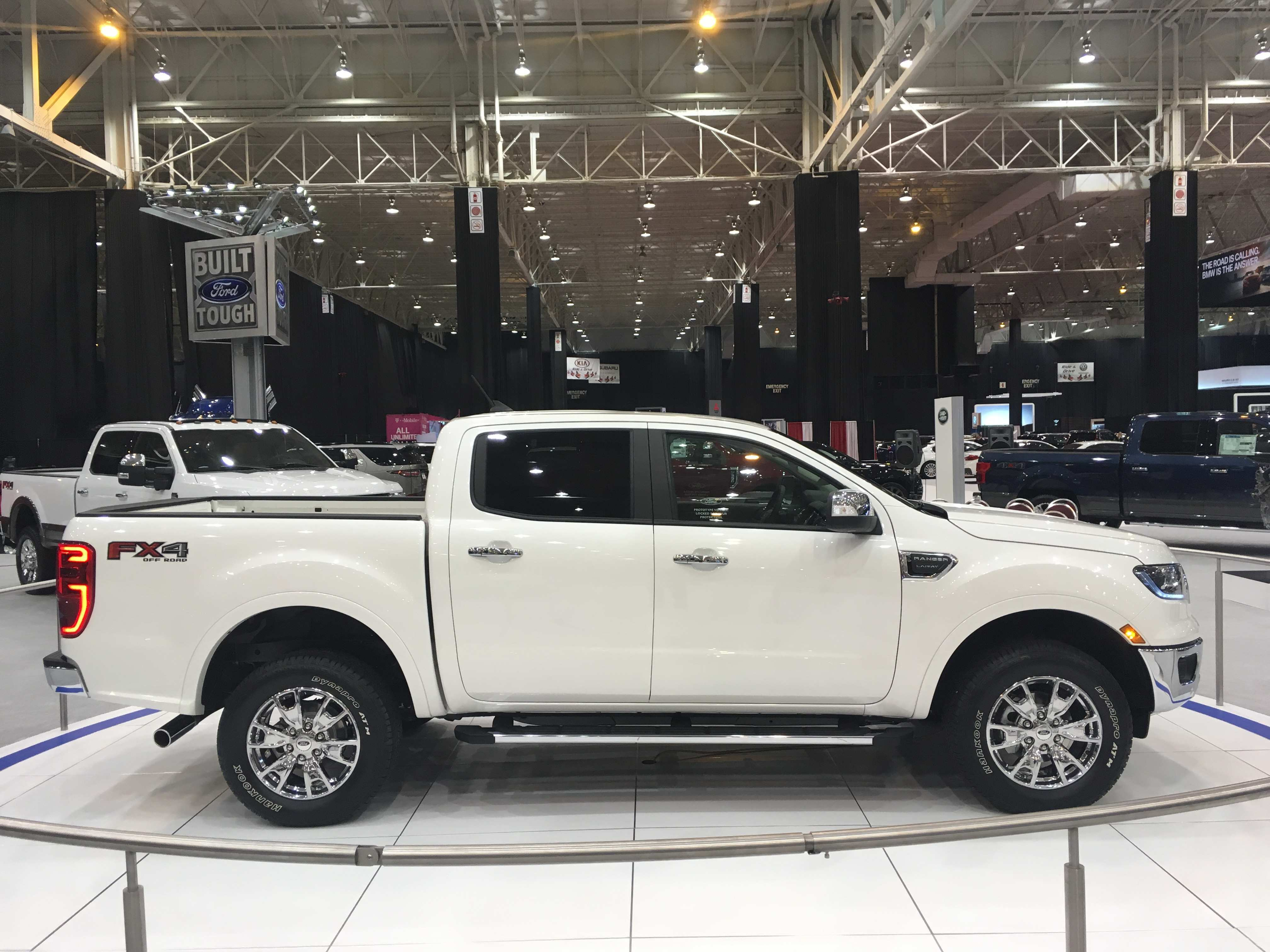 51 Great 2019 Ford Ranger Auto Show Model with 2019 Ford Ranger Auto Show