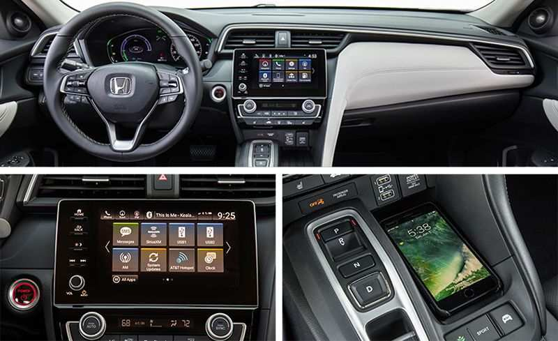 51 Great 2019 Honda Insight Interior with 2019 Honda Insight