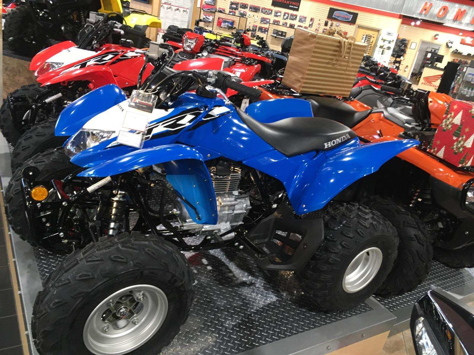 51 Great 2019 Honda Trx250X Configurations for 2019 Honda Trx250X
