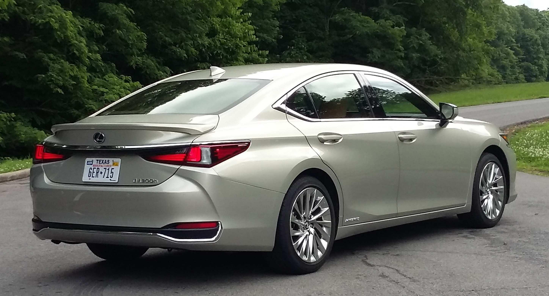 51 Great 2019 Lexus Es Hybrid Performance and New Engine by 2019 Lexus Es Hybrid