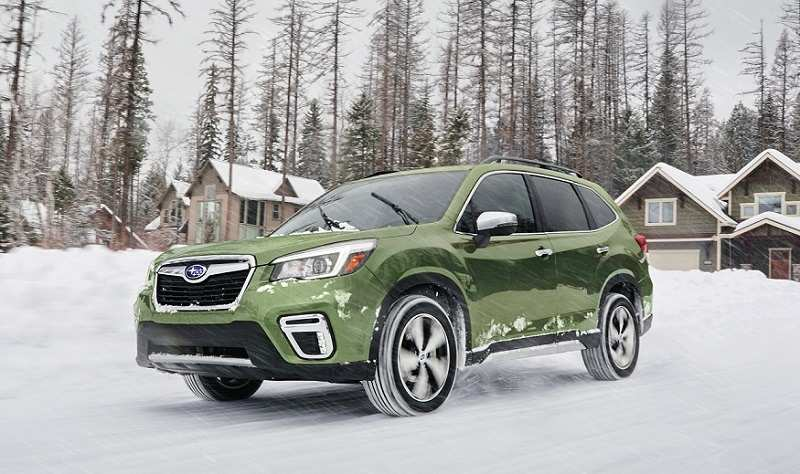 51 Great 2019 Subaru Forester Design Concept with 2019 Subaru Forester Design