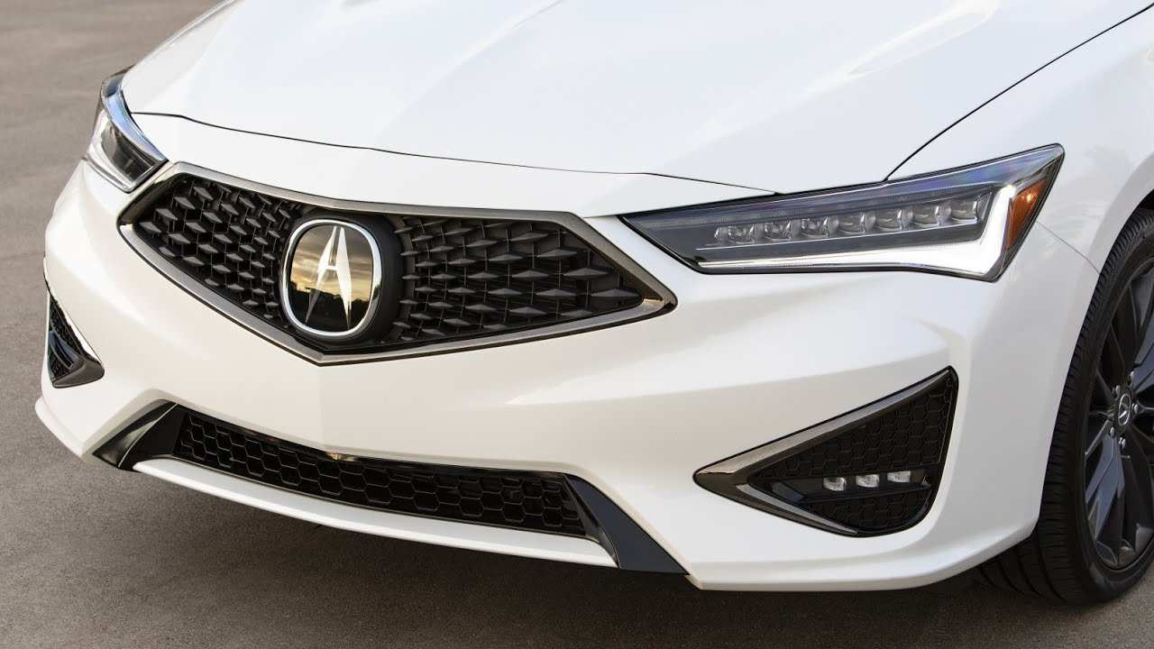 51 Great 2020 Acura Ilx Redesign Overview by 2020 Acura Ilx Redesign