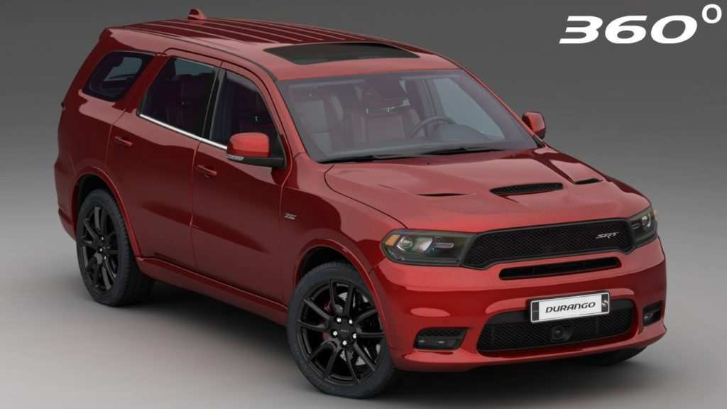 51 Great 2020 Dodge Durango Redesign Concept with 2020 Dodge Durango Redesign