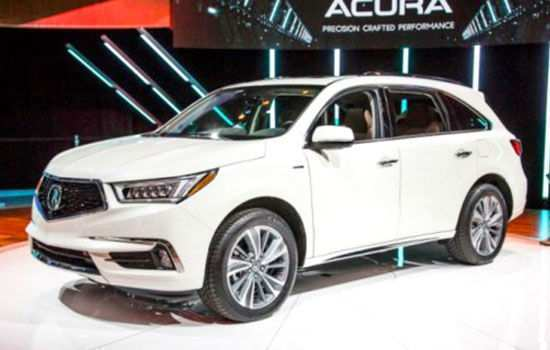 51 New 2019 Acura Rdx Hybrid Review with 2019 Acura Rdx Hybrid