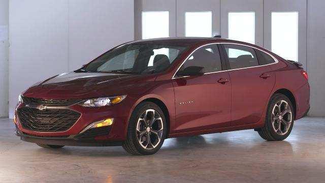 51 New 2019 Chevrolet Malibu Style for 2019 Chevrolet Malibu