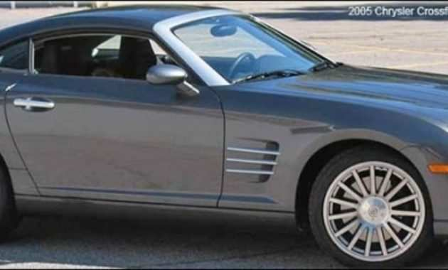 51 New 2019 Chrysler Crossfire Specs for 2019 Chrysler Crossfire