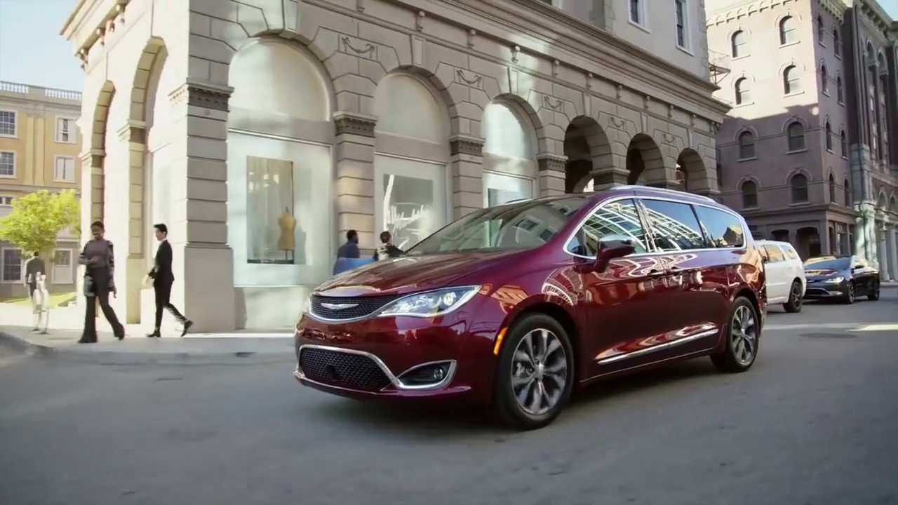 51 New 2019 Chrysler Pacifica Review Concept for 2019 Chrysler Pacifica Review