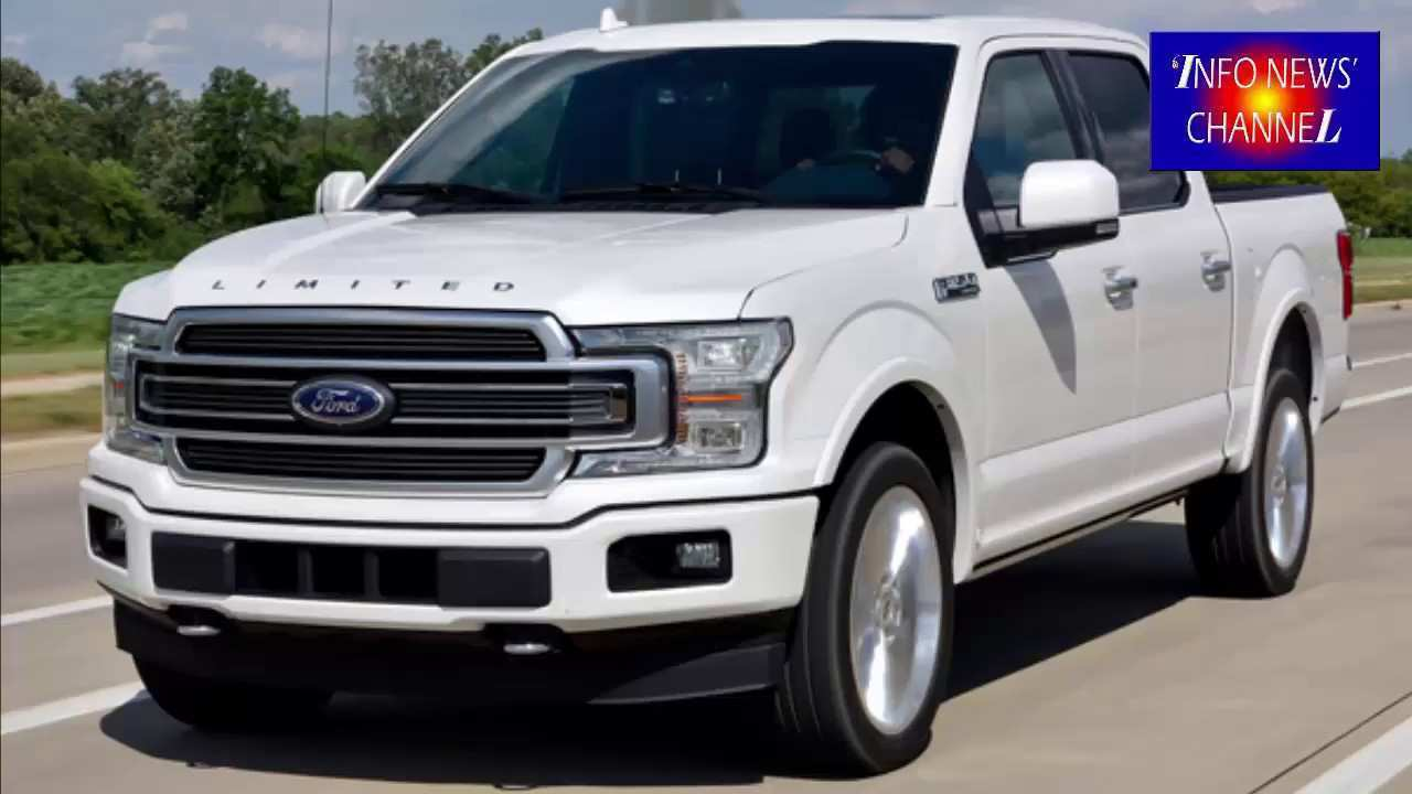 51 New 2019 Ford Pickup Prices by 2019 Ford Pickup