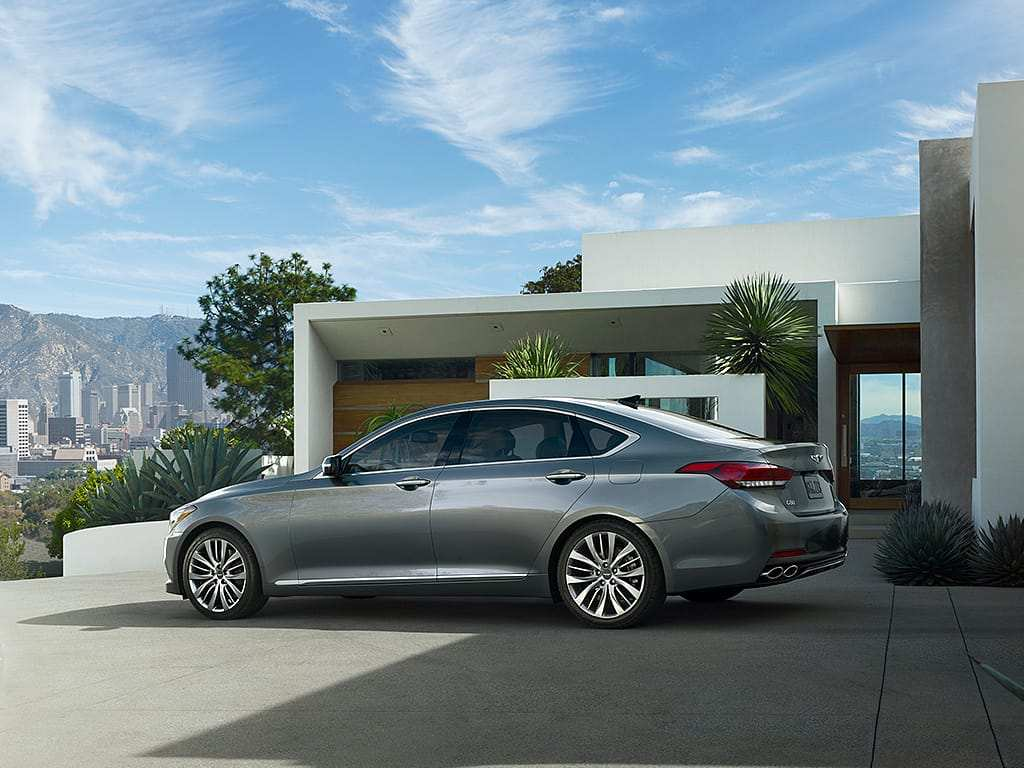 51 New 2019 Genesis V8 Price and Review by 2019 Genesis V8