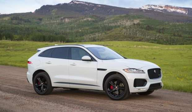 51 New 2019 Jaguar F Pace Changes Prices by 2019 Jaguar F Pace Changes