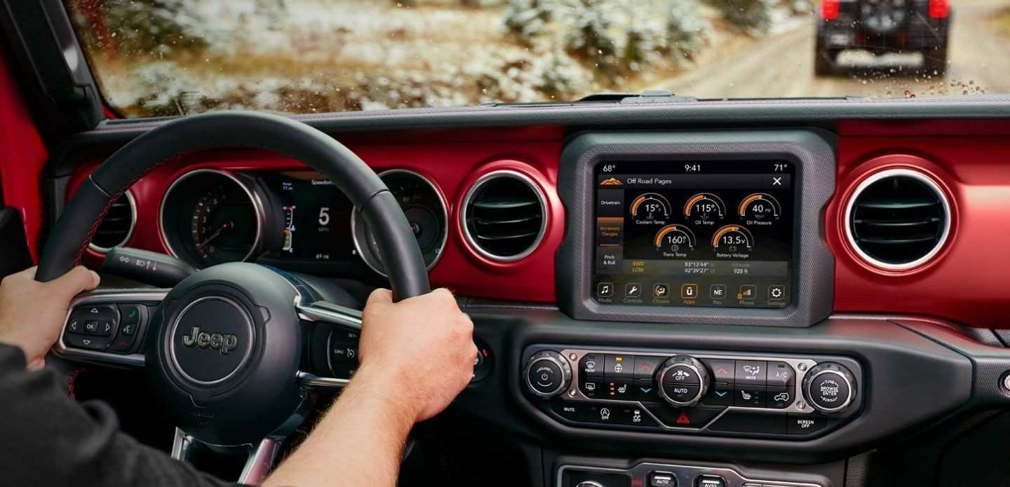 51 New 2019 Jeep Truck Interior Model with 2019 Jeep Truck Interior