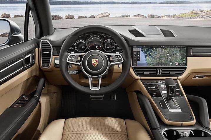 51 New 2019 Porsche Cayenne First Look Model for 2019 Porsche Cayenne First Look